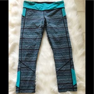 Lululemon Run Crop